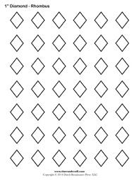 number names worksheets rhombus worksheets free printable