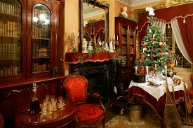 decorating pictures of victorian christmas christmas tree