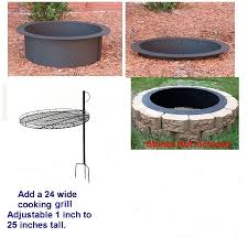 Natural Gas Fire Pit Kit Fire Pit Kit Ebay