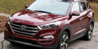 hyundai crossover 2016 2016 hyundai tucson is edgy stylish