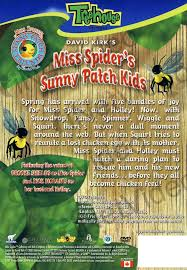spider sunny patch kids feature length movie ca version