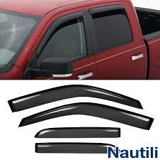 amazon com side window wind deflectors u0026 visors deflectors