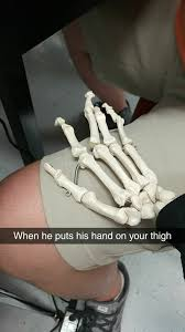 Skeleton Meme - it is spooky time my fellow skeleton brethren meme by xxburnoutxx