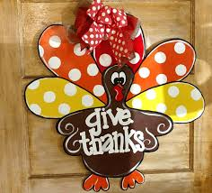 turkey door hanger thanksgiving turkey door hanger by reloved treasure fall door
