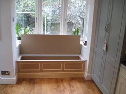 Decorating  Inspiring Bay Window Seat Ideas With Nice Storage - Bedroom window seat ideas