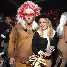 Most Controversial Celebrity Halloween Costumes Ashley Benson U0027s