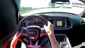 Dodge Challenger 4 Door - 2015 dodge challenger srt hellcat 1 4 mile wr tv pov track test