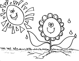 printable 40 preschool coloring pages spring 8127 preschool