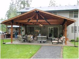 backyards innovative covered patio roof ideas free standing