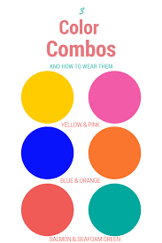 color combos 3 color combos and how to wear them darden creative