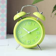 personalized clocks with pictures 2016 kawaii student clock stereoscopic word alarm clock luminous