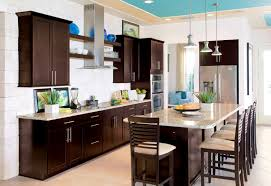 bathroom fascinating espresso kitchen cabinets wood floors wall