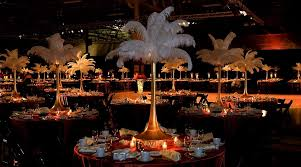 ostrich feather centerpieces feather centerpieces rental rent feathers designer centerpieces