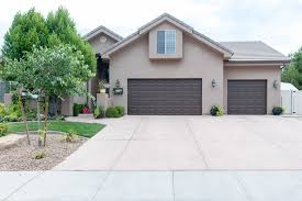 garage door house how to paint garage doors and add curb appeal to your home all