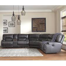 3 piece recliner sofa set 3 piece gray leather reclining sofa rustic industrial home