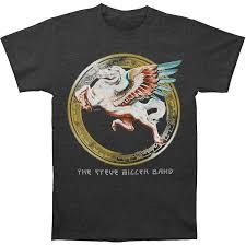 B And Q Kitchen Design Service Amazon Com Steve Miller Band Men U0027s Colorful Pegasus T Shirt Grey