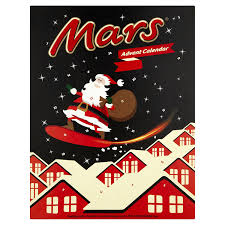 advent calendar mars advent calendar 111g grocery gourmet food