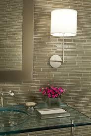 glass tile backsplash ideas bathroom sumie glass backsplash beauteous bathroom glass tile backsplash