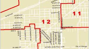 12th ward chicago map checking in on the aldermanic races the 12th ward progress illinois