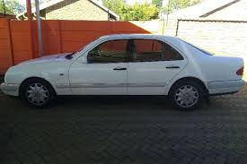 1996 e320 mercedes 1996 mercedes e class e320 a t cars for sale in gauteng r