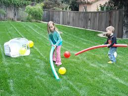 Kids Playing Backyard Football 15 Fun Balloon Games For Kids U0027 Birthday Parties Momtastic Com