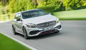green mercedes benz 2016 mercedes benz a class amg a45 pricing and specifications