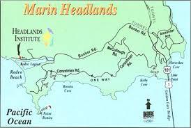 Marin Map Marinheadland
