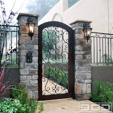 garage door repair santa barbara architectural gates 03 custom designer pedestrian gate dynamic