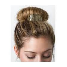 bun pins kitsch crown bun pin shop accessories at gal hair