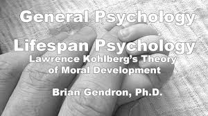 lifespan psychology kohlberg u0027s theory of moral development youtube