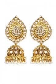 jhumka earrings uk buy designer jhumka online for women at best price http