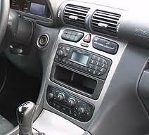 2002 mercedes benz mb w203 c230 kompressor radio audio wiring