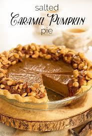 emeals occasions plan thanksgiving menu salted caramel pumpkin