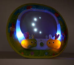 baby car mirror with light amazon com brica baby in sight magical firefly auto mirror for in