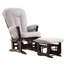 baby nursery nursery glider rocking chairs white faux leather