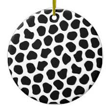 great gifts for dalmatian ornaments