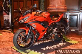 2017 kawasaki ninja 650 abs malaysia price confirmed rm37 189