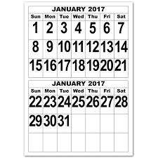 Wall Calendar Organizer System Maxiaids Large Print Calendars