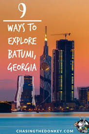 Georgia Cheap Ways To Travel images The best things to do in batumi georgia chasing the donkey jpg