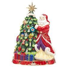 234 best santa cookie jars images on cookie