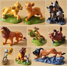 lion king cake toppers 9 pcs the lion king cake topper figures collection