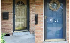 exterior door with screen insert glass window door inserts