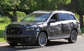 nissan crossover 2013 2013 infiniti jx crossover spy photos u2013 news u2013 car and driver