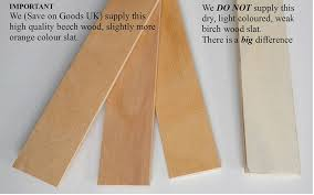 Bed Frame Homebase Co Uk Bed Slat Sprung Wood Wooden Replacement Spare Various Lengths