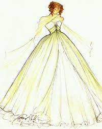 goes wedding new bridal gown sketch in 2011 for wedding dress by