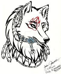 holwing wolf tatoo ideas pinterest wolf chibi and drawings