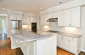 Kitchen Island With Granite Countertop Straight Corner And Radius Kitchen Island Design Granite Kitchen