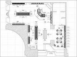 retail shop floor plan store floor plan design
