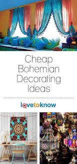 bohemian decorating cheap bohemian decorating ideas lovetoknow