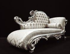 French Style Chaise Lounge Chairs French Style Chaise Longue Antique White Cream Sofa Chaise